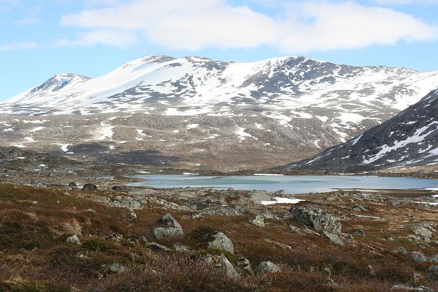 Noorwegen - GamleStrynefjellsvegen