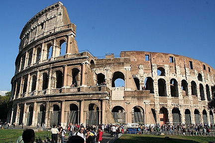 Rome_colloseum